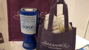 FORCE - Exeter Charity Bags - Radiance Aesthetic Clinic