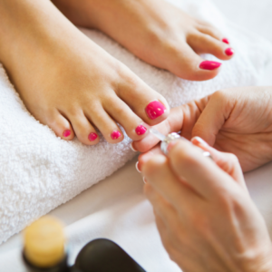 Pedicure - Beauty and Aesthetics Clinic - Radiance